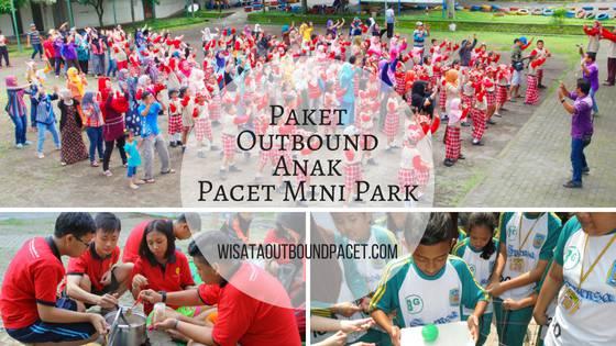 paket outbound anak pacet mini park wisata outbound pacet improve visio