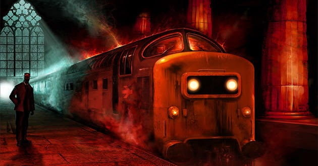 Un tren al infierno