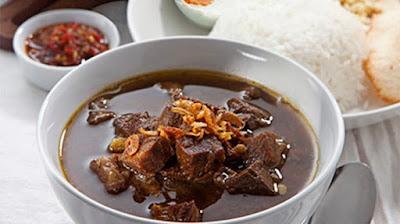 Resep daging sapi - resep rawon