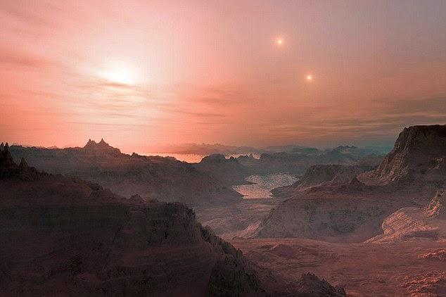 Sepuluh bintang terbesar yang ditemukan