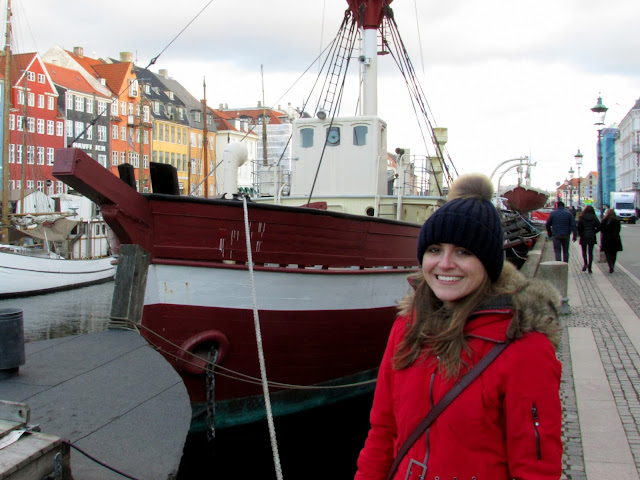 Maggie May at Nyhavn, Copenhagen