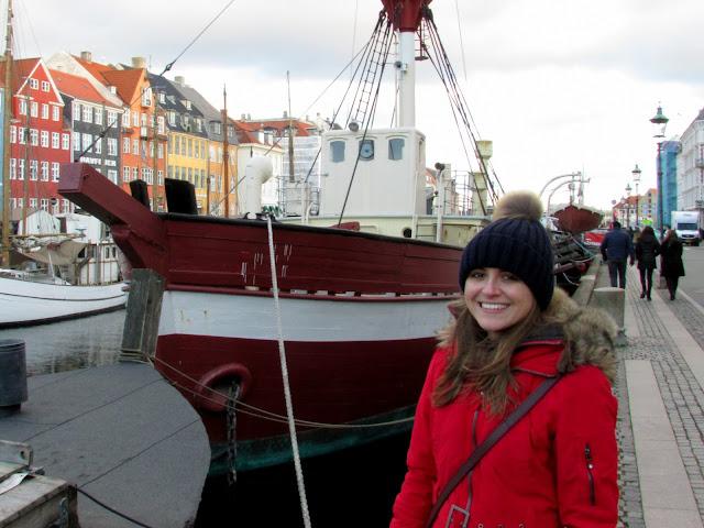 Maggie May at Nyhavn, Copenhagen