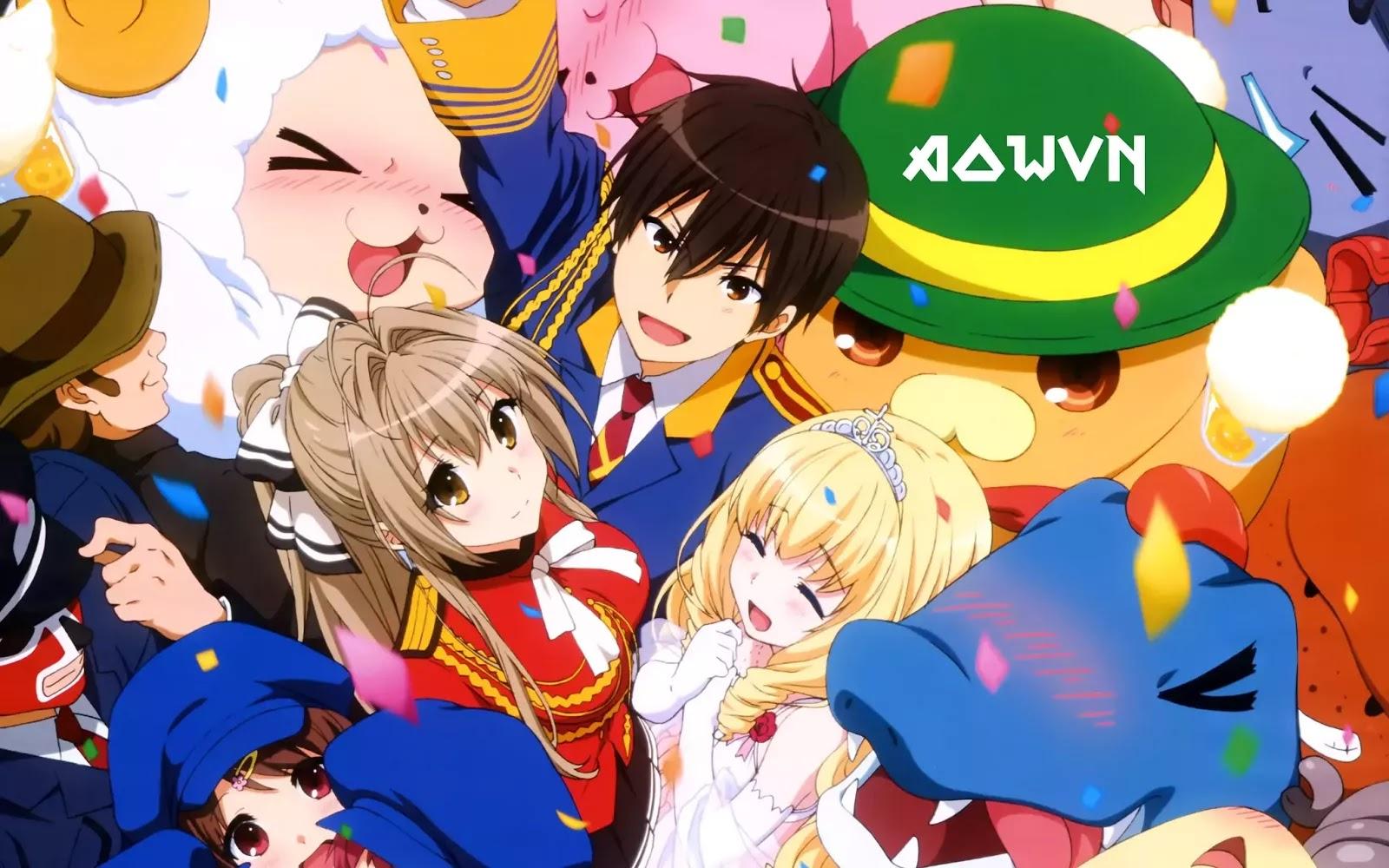 AowVN - [ Anime 3gp ] Amagi Brilliant Park BD + Special | Vietsub – Công Viên Rực Rỡ
