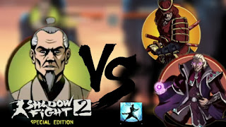Shadow Fight 2 Special Edition Mod Apk Max Level