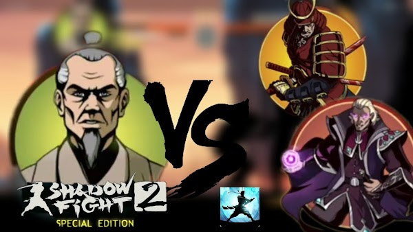 Shadow Fight 2 Special Edition Mod Apk Max Level, Unlimited Money & Gems