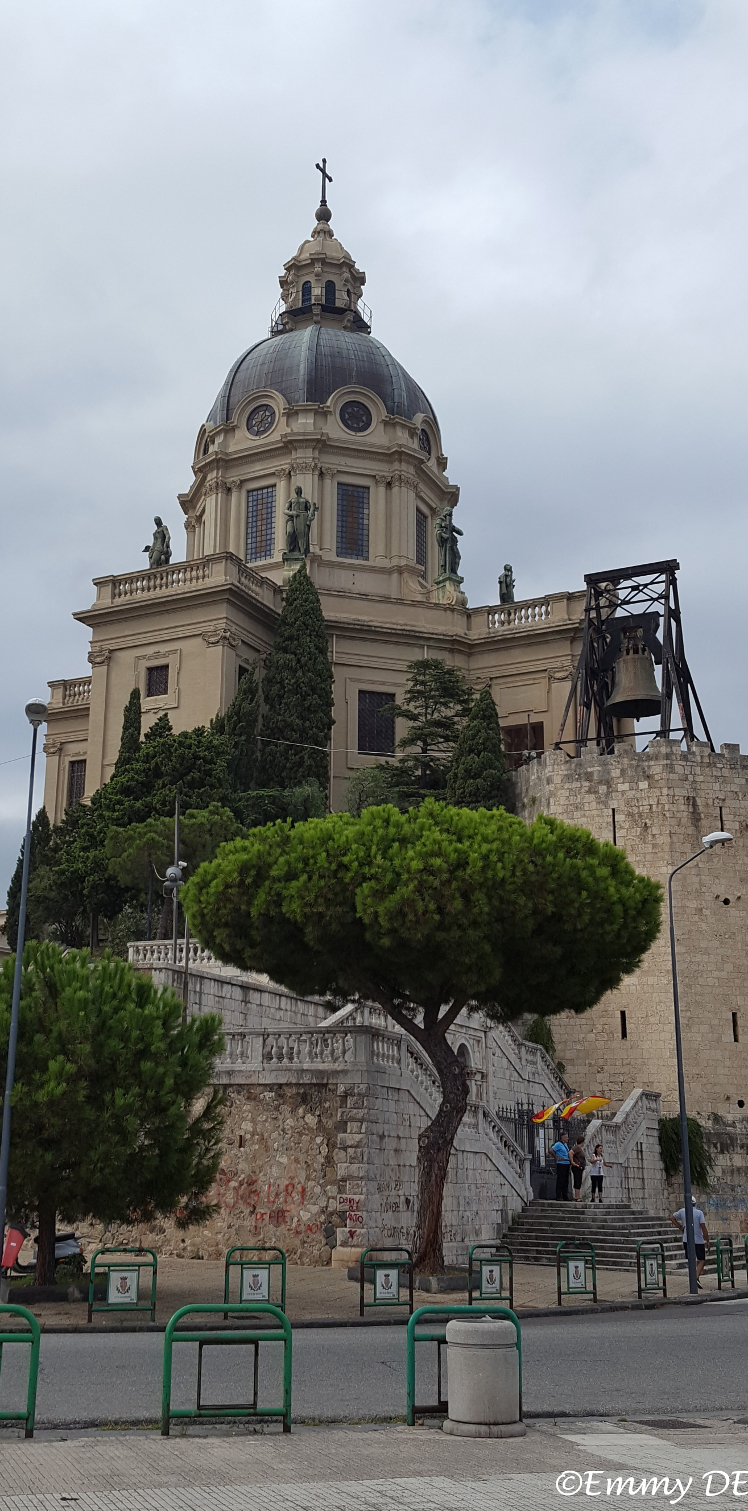 Sacrario di Cristo Re in Messina ~ Sicily ~ Italy by ©Emmy DE