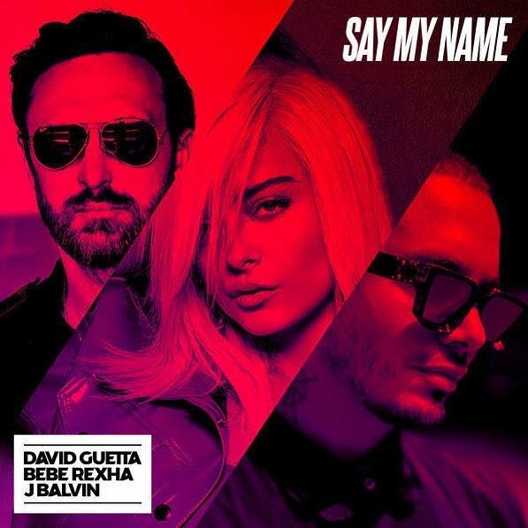 Chord Gitar/Kunci Gitar David Guetta, Bebe Rexha & J Balvin - Say My Name