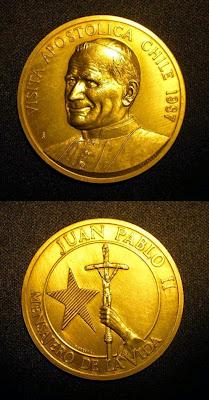 Visita Juan Pablo II a Chile