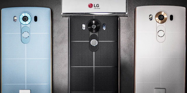 LG V20 adaptasi teknologi Quad DAC ?