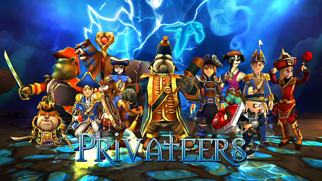 Frostcaller: Pirate101 Wallpapers