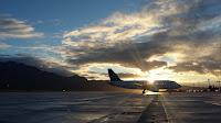 aircraft airplane airport