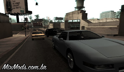 Cops Thrill Music gta sa mod