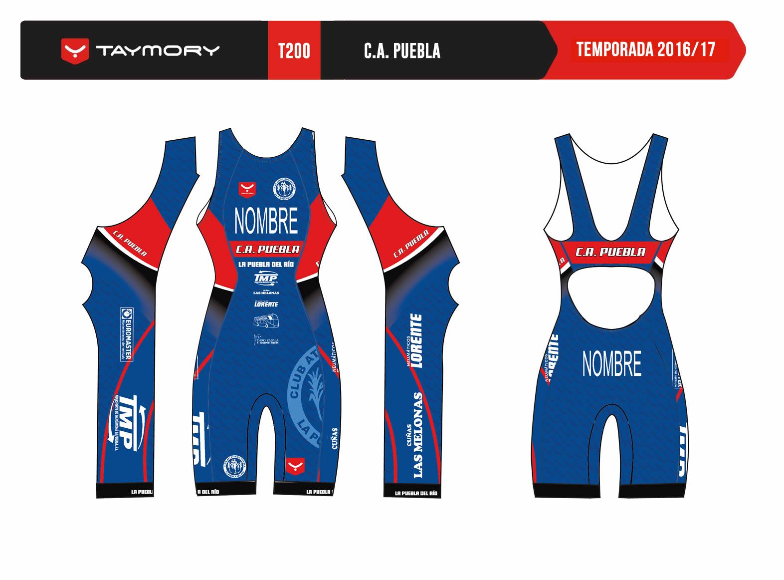 16834a272 T200-CERO Mono triatlón Mujer (85,00€)