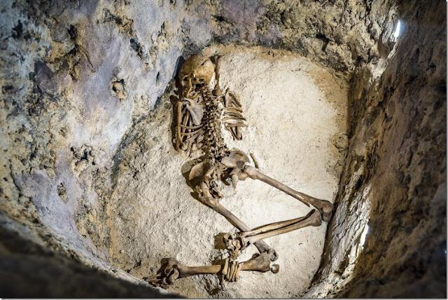 Researchers probe 2,000-year-old killings on uninhabited Spanish islet