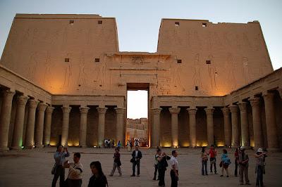 Kuil Edfu