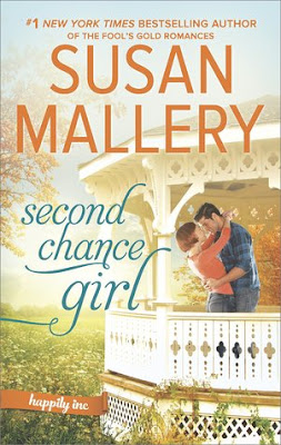 Cover, Bea's Book Nook, Review, Romance, Second Chance Girl, Susan Mallery