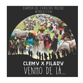Clemy e Filady - Venho de Lá