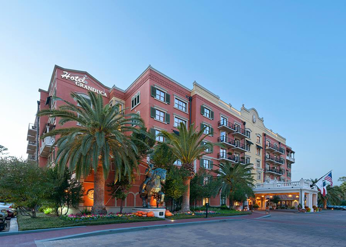 Hotel Granduca Houston Tx Usa 5 Star