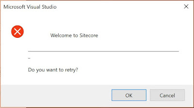 Sitecore Rocks Connection Error
