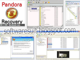 pandora recovery download windows 8