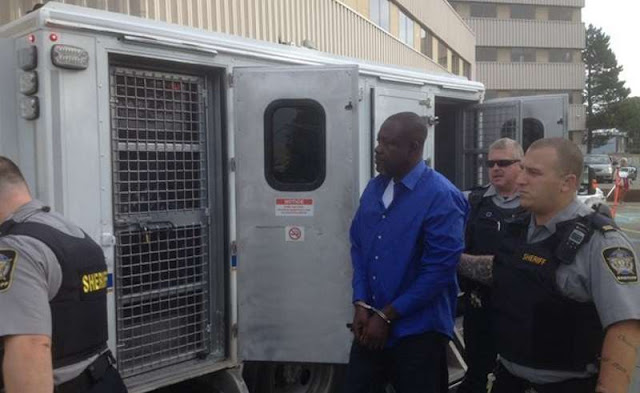 Aboagye Acheampong jailed 8 months in Canada for child porn