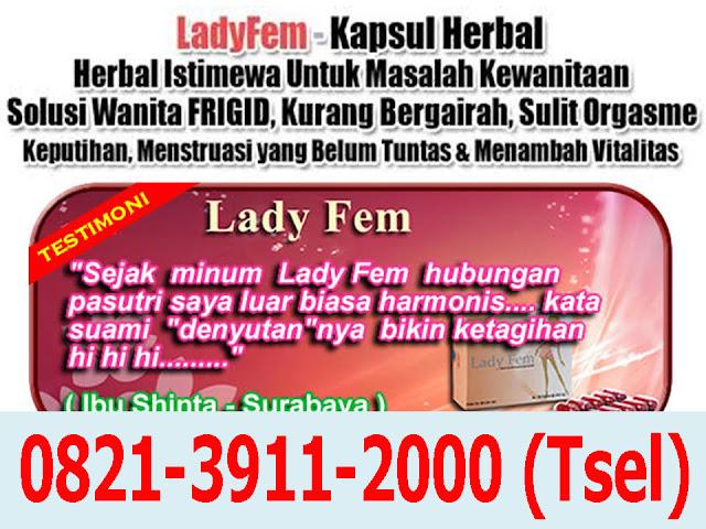 0821-3911-2000 (Tsel), Agen Penjual LadyFem Sidoarjo Murah