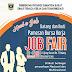 Job Fair Disnakertrans Sumatera Barat – Februari 2018