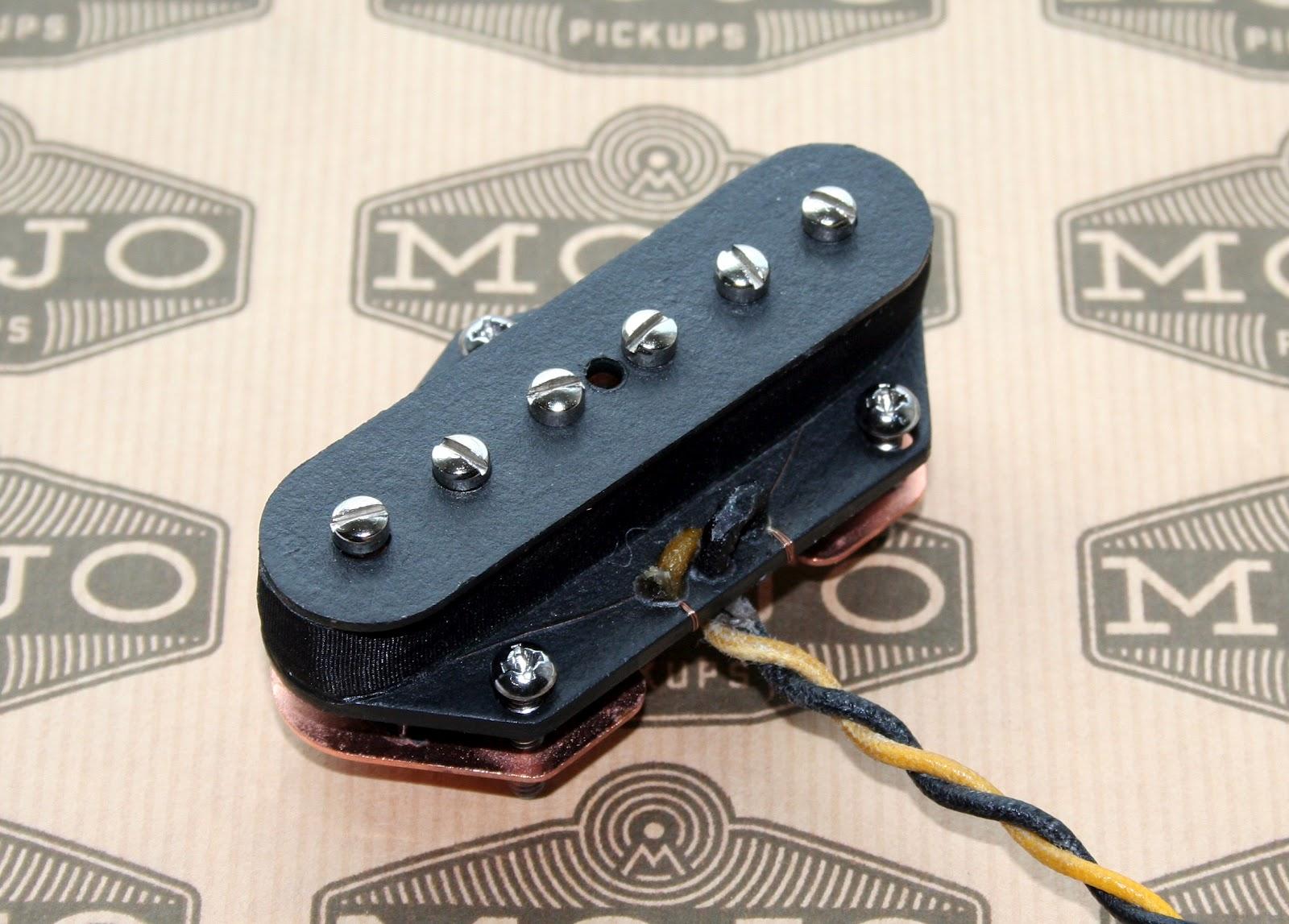 Mojo Pickups Telecaster Bridge P90   Mojo Pickups