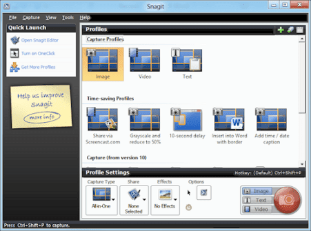 Snagit 2018 Download Free Full Setup for Windows