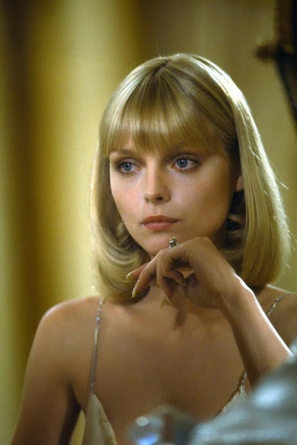 Pictures Of Michelle Pfeiffer In Scarface 1983