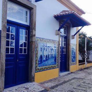 BUILDING / Antigo Edifício da Estação de Comboios (Pensão Destino), Castelo de Vide, Portugal