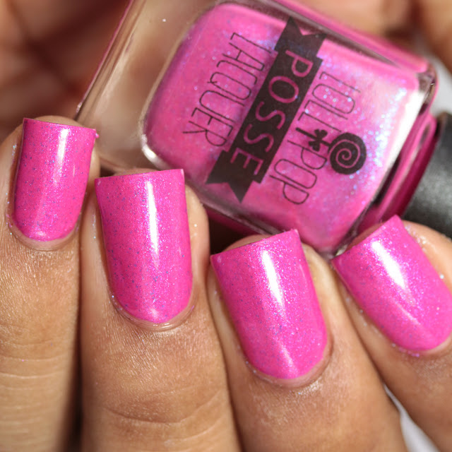 Lollipop Posse Lacquer Meet Me in Outer Space Indies Outside the Box