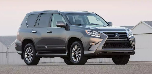 2017 Lexus GX 460 Specs Review