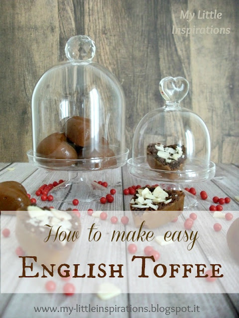 Easy Toffee Recipe 1 - MLI