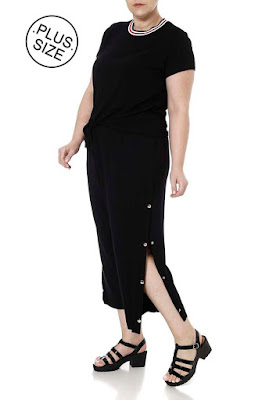Look Plus Size All Black