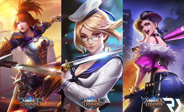 Hero Ini Cocok di Mode Survival Mobile Legends