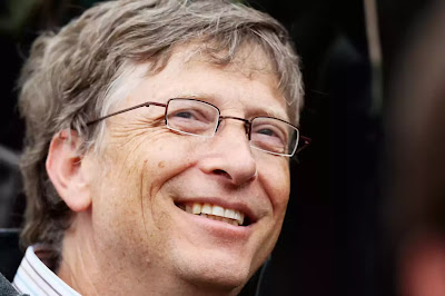 Bill Gates is the most admired man in the world