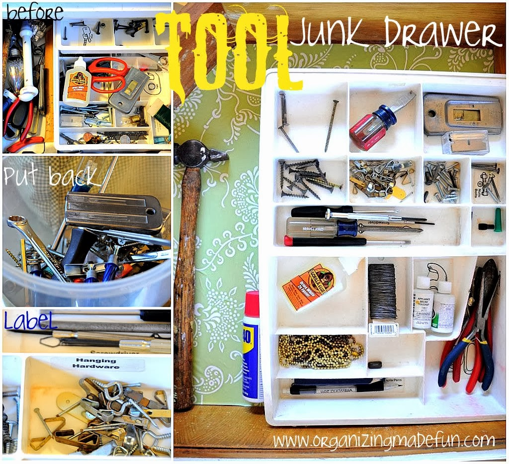 10 Tips For Perfectly Organized Kitchen Drawers The: 31 Days Of Spontaneous Organizing