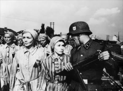 Esclavas sexuales en los campos de concentración nazis