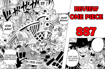 REVIEW ONE PIECE 887