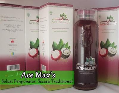 Ace Max's ~ Obat Benjolan Alami Tanpa Operasi