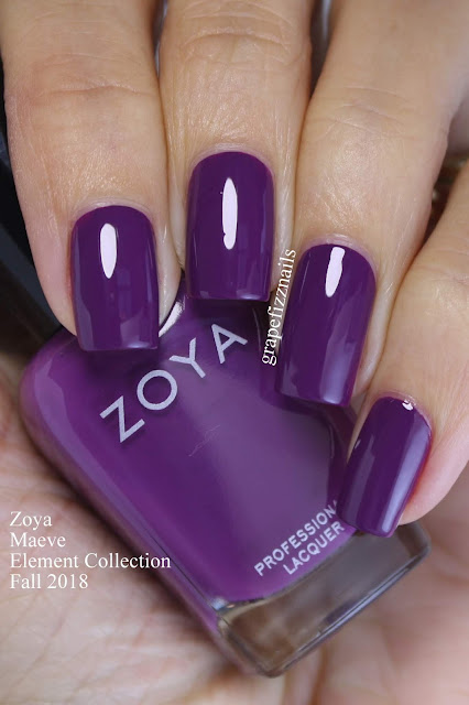 Maeve Zoya Element Collection Fall 2018