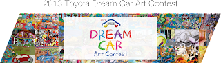 toyota - CONTEST - 2013 Toyota Dream Car Art Contest