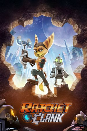 Poster Ratchet & Clank 2016