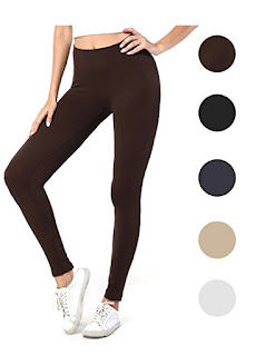 Ultra Soft Flex High Waist Basic Leggings