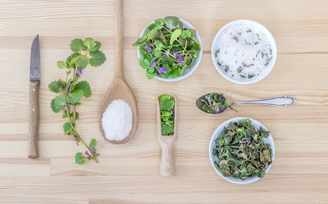 diy-sales-aromaticas-de-baño-ingredientes