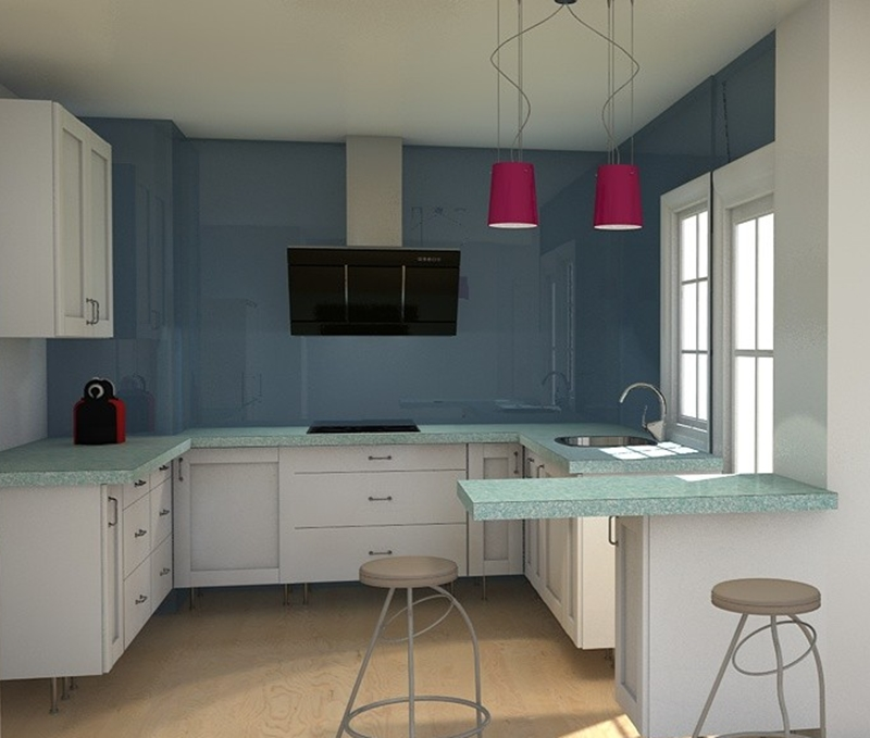 Virtual Cocina Tu Casa Home Staging Decoraci N
