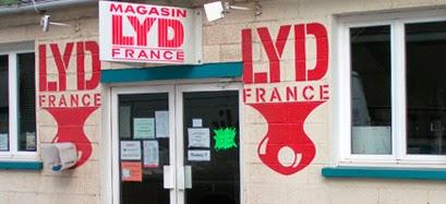 Le Magasin Dusine Lyd France Le Relais à Bruay La Bussière At Les