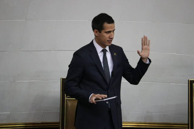 Presidente de la AN llama a un gobierno de transición en Venezuela
