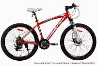 Sepeda Gunung Pacific Mazara 5.0 21 Speed + Rangka Aloi 26 Inci